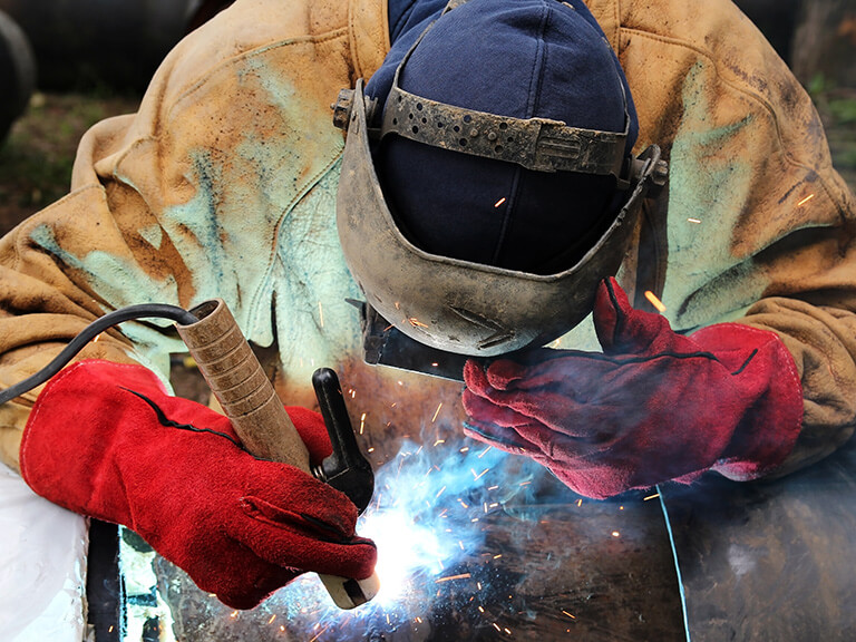 Experienced, Certified Welders